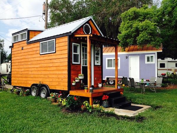tiny house sobre rodas mini casa