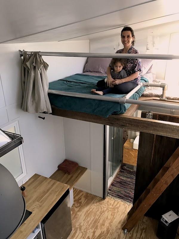 Tiny House Loft Tampa