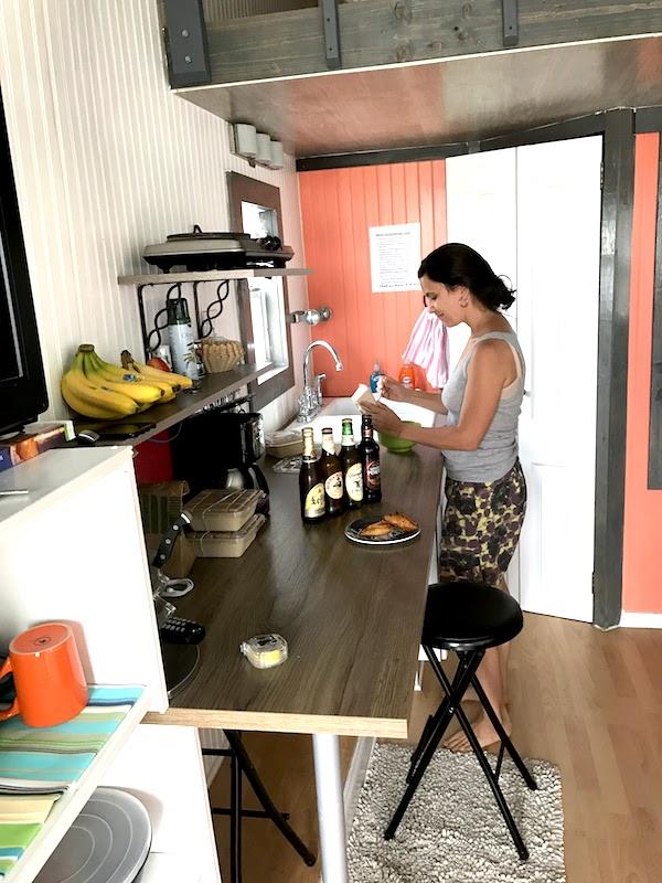 cozinha mini casa orlando florida