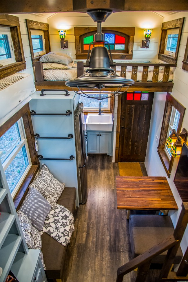 tiffany tiny house