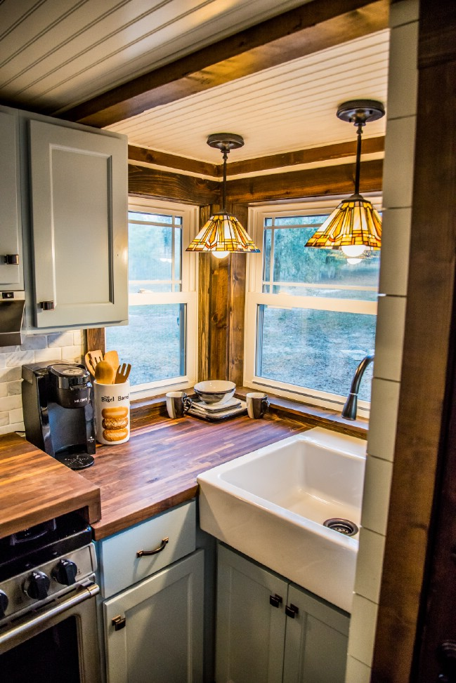 tiffany tiny home new beginning