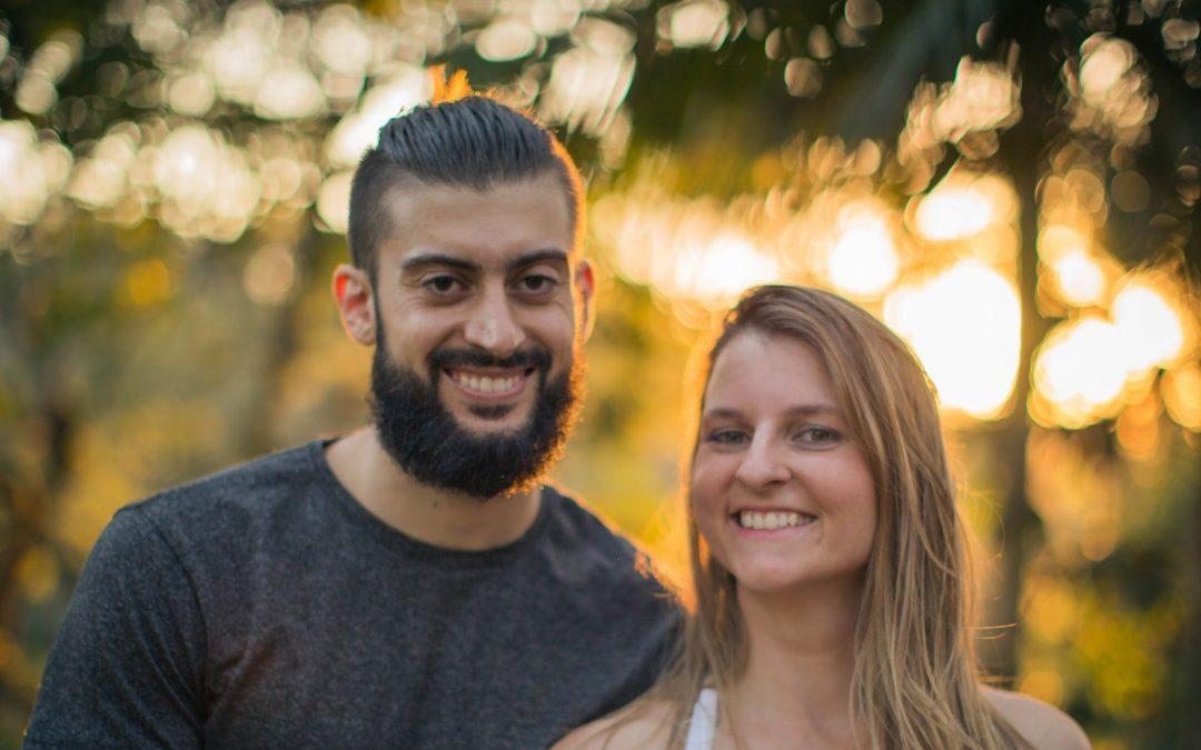 GABRIELA & GUSTAVO E A SUA TINY HOUSE SOBRE RODAS