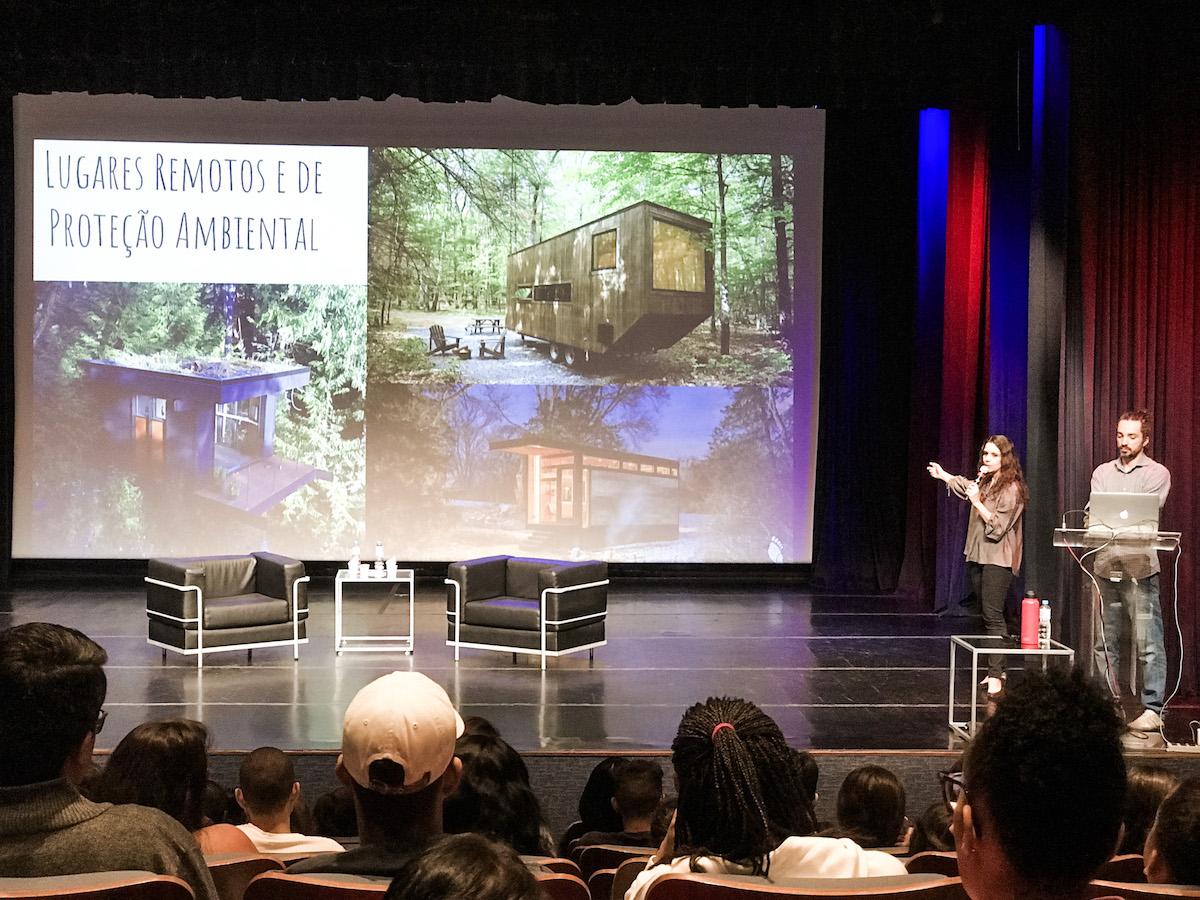 eventos sobre tiny houses, sustentabilidade e minimalismo