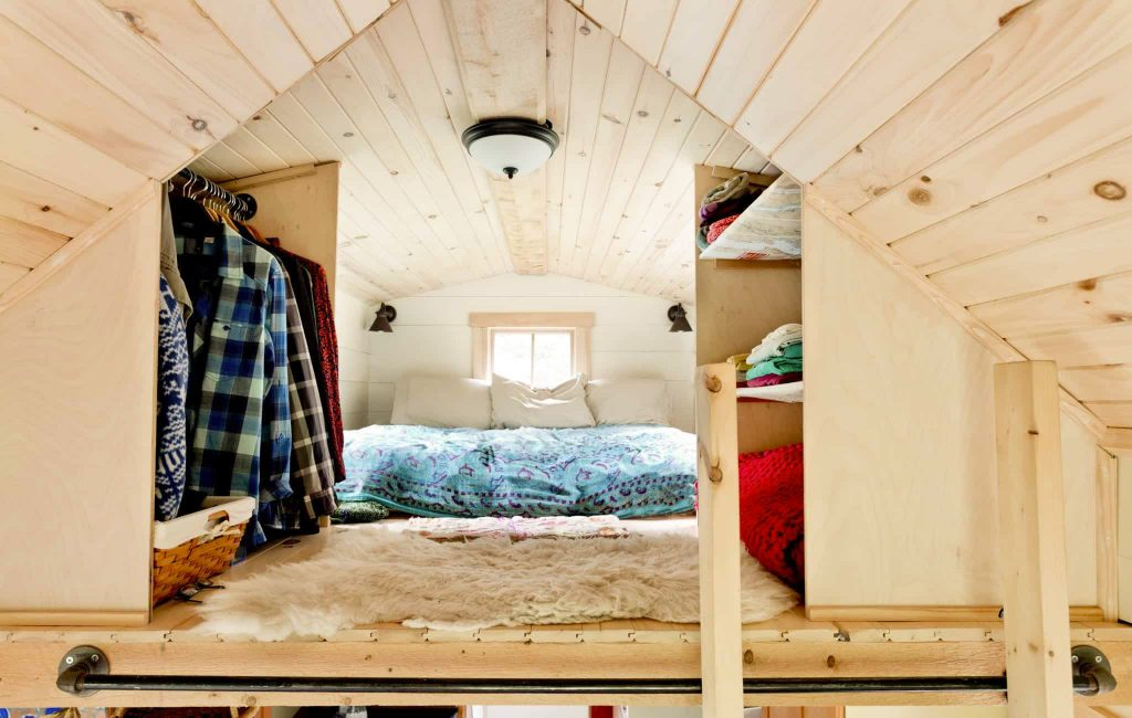 como construir tiny house